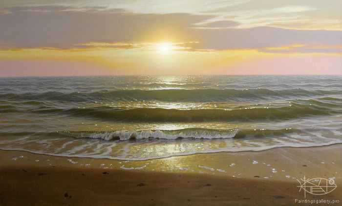Stefanov Alexander - 'Morning Surf'