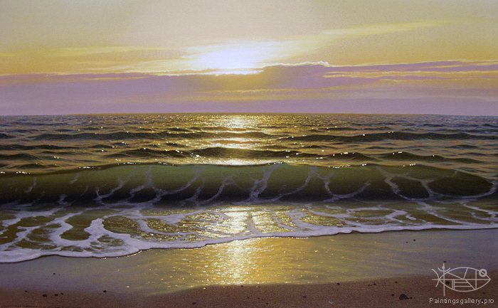 Stefanov Alexander - 'The Last Ray of Sunset'