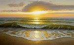 Stefanov Alexander - 'Wave of Sunset'