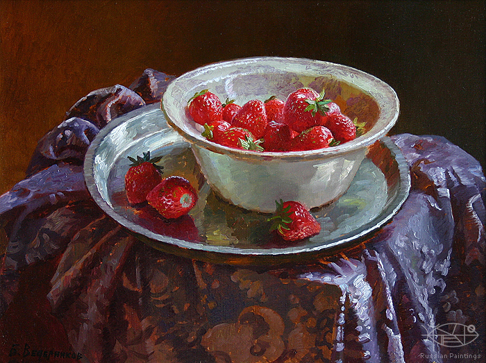 Wedernikow Boris - 'Strawberries'