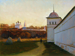 Yurko Victoria - 'View of the Aleksandrovskiy Monastery from Walls...'